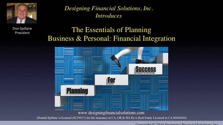 Financial Integration /Protection
